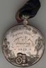1858 Lancaster County Agricultural & Mechanical Society Award Medal. Baker-339, Julian-AM-27