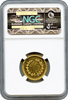1859 U.S. Mint Memorial To Washington Cabinet Set GOLD NGC MS61 & Silver NGC MS64