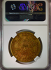 1874-CC $20 Gold Liberty NGC XF40 Double Eagle