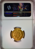 1874 $3 Gold Indian Princess NGC AU55