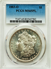 1883-O Morgan Silver $1.00 PCGS MS65PL