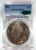 1884 $1.00 Morgan Silver Dollar PCGS MS66+ CAC