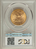 1889-S $10.00 Gold Liberty PCGS MS62