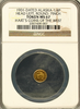 1901 Alaska Pinch Series 1/4 NGC MS67