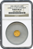 1905 Oregon G50c  Lewis & Clark Exposition NGC MS62