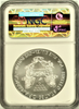 (#4) 2009 Eagle S$1. Early Releases. NGC MS69