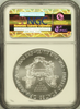(#210) 2009 Eagle S$1. Early Releases. NGC MS69