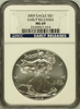 (#212) 2009 Eagle S$1. Early Releases. NGC MS69