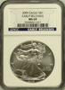 (#215) 2009 Eagle S$1. Early Releases. NGC MS69