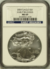 (#216) 2009 Eagle S$1. Early Releases. NGC MS69