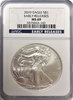 (#5) 2010 Eagle S$1. Early Releases. NGC MS69