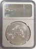 (#6) Eagle 25th Anniversary. 2011 Eagle S$1. Early Releases. NGC MS69