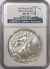 (#8) 2013 Eagle S$1. Early Releases. NGC MS70
