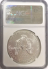 (#11) 2015 Eagle S$1. Early Releases. NGC MS70