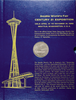 Seattle World's Fair Complete Set. Gold & Silver