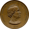 Andrew Johnson Indian Peace Medal Julian-IP-40