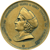 Undated (1893) Christopher Columbus 400th Anniversary of Discovery Medal