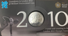 "The Royal Mint 2010 Silver and Gold Set ""Countdown to London 2012."""