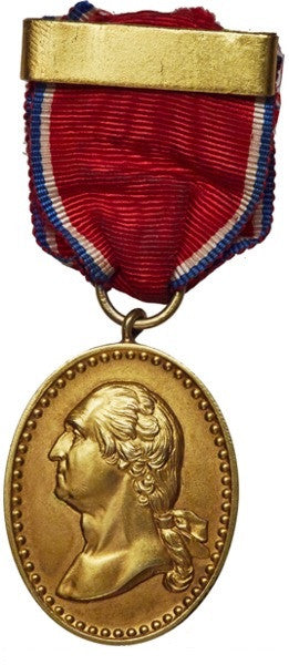 Order of Washington. GOLD Badge