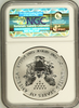 (#150) San Francisco Eagle Set. 2012-S Eagle reverse PF S$1. Early Releases. NGC PF69