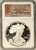 (#149) San Francisco Eagle Set. 2012-S Eagle S$1. Early Releases. NGC PF69 UCAM