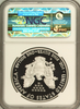 (#151) San Francisco Eagle Set. 2012-S Eagle S$1. Early Releases. NGC PF69 UCAM