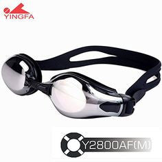Y2800AF(M) Mirrored Goggles with Anti Fog