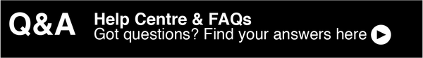 Q&A Help Centre & FAQs - Got questions? Find your answers here