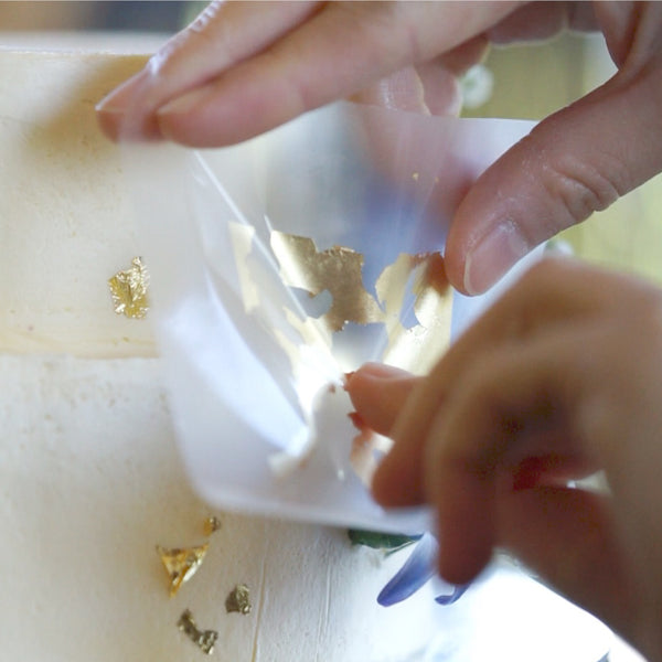 Artisan Gold Leaf Transfer Sheets that you can handle from all sides