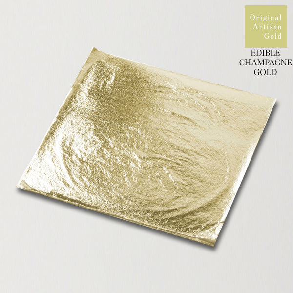 Original Artisan Gold - edible silver loose leaf sheets