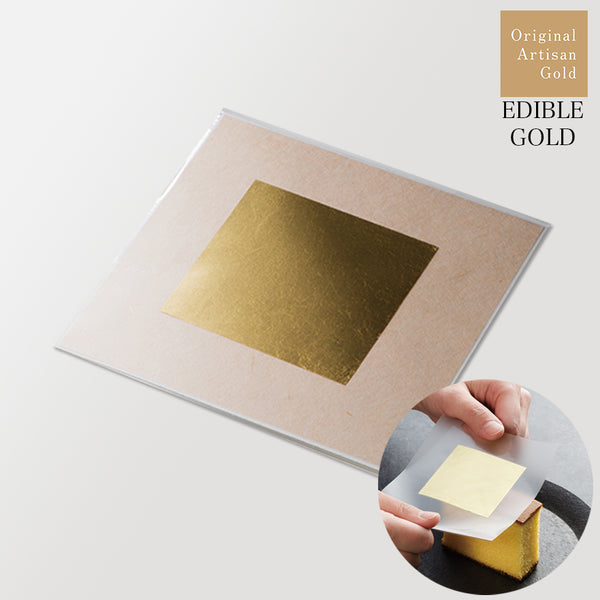 Original Artisan Gold edible gold leaf transfer sheet