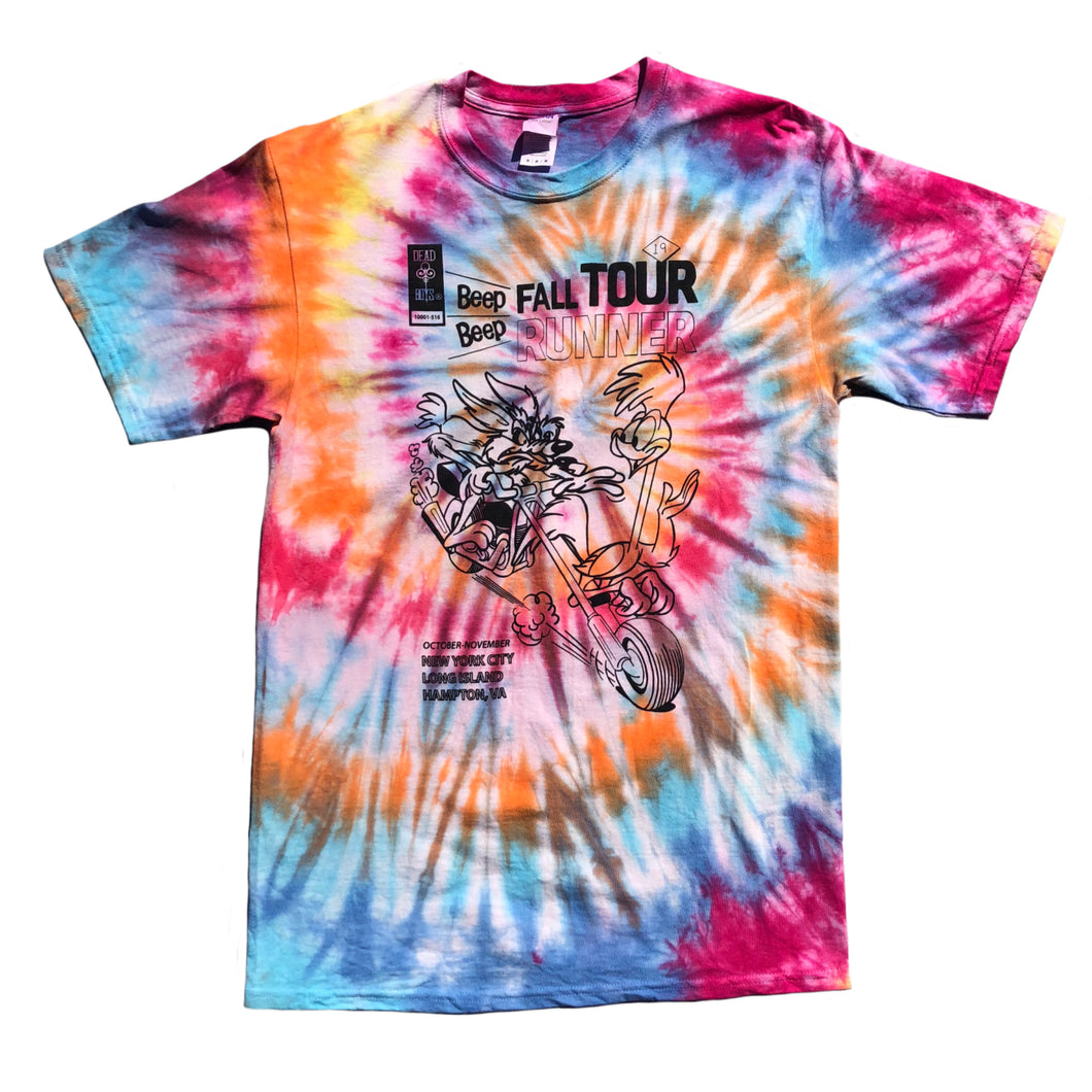 Fall Tour Runner 2019 Tie Dye