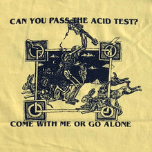 Acid Test 2018 - Banana Yellow