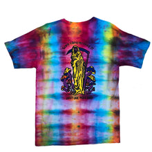 Roll Away T Shirt - Tie Dye