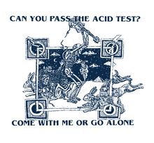 ACID TEST 2018 T Shirt