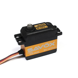 1273 TG High Voltage Coreless Digital Servo