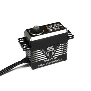 Monster Torque Brushless Servo, Black Edition, SB2290SG