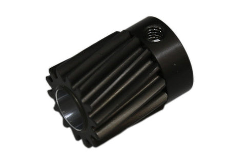 14T Pinion 8mm Hard Coat