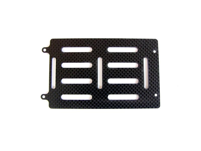 SOXOS Carbon Porch Plate down