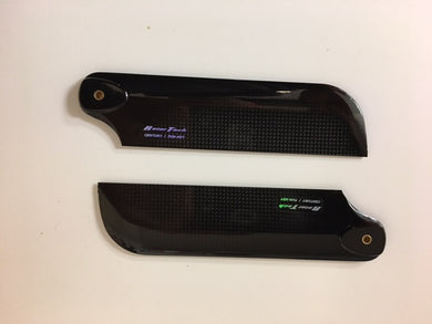 Rotor Tech Tail Blades 85mm