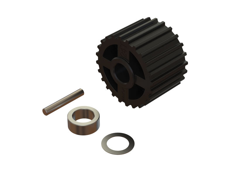 OXY4 24T Tail Pulley