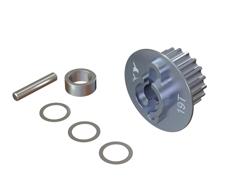 OXY5 - 19T Tail Pulley