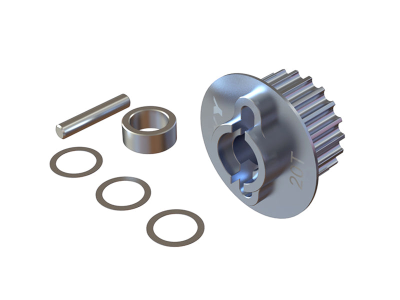 OXY5 - 20T Tail Pulley