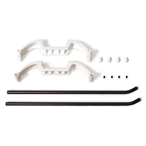 Thunder Tiger RC Helicopter Raptor E700 Parts LANDING SKID SET PV1672