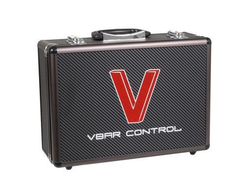 5141 RADIO CASE CARBON LOOK, VBAR CONTROL