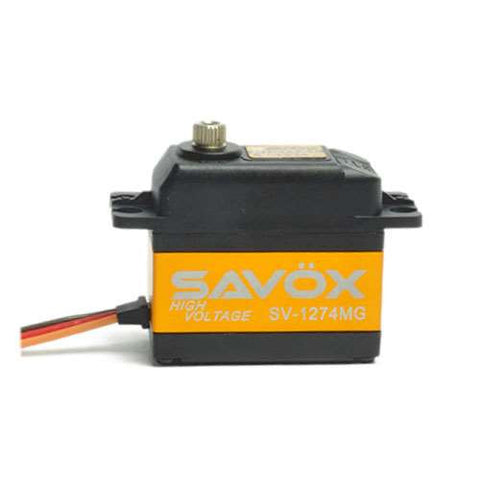 SV 1274MG HIGH VOLTAGE CORELESS SERVO