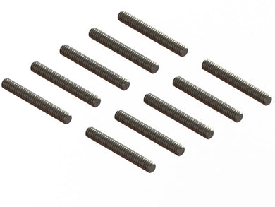 Threaded Rod M1.4x11 , 10Pcs