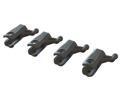 OXY2 190 Sport - Tail Grip Only Plastic, 4Pcs