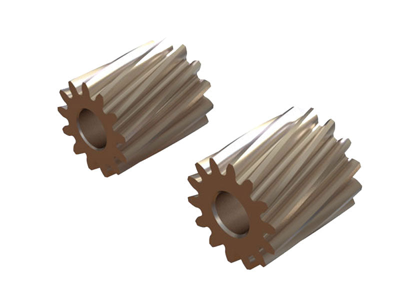 OXY2 - Helicoidal Pinion 13T, 14T - 2.5mm Motor Shaft