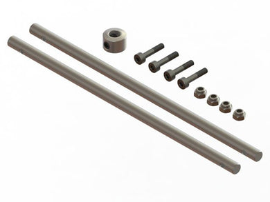 SP-OXY3-001 - OXY3 - Carbon Steel Main Shaft, 2PC
